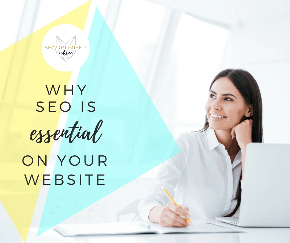 why SEO is essential on your website