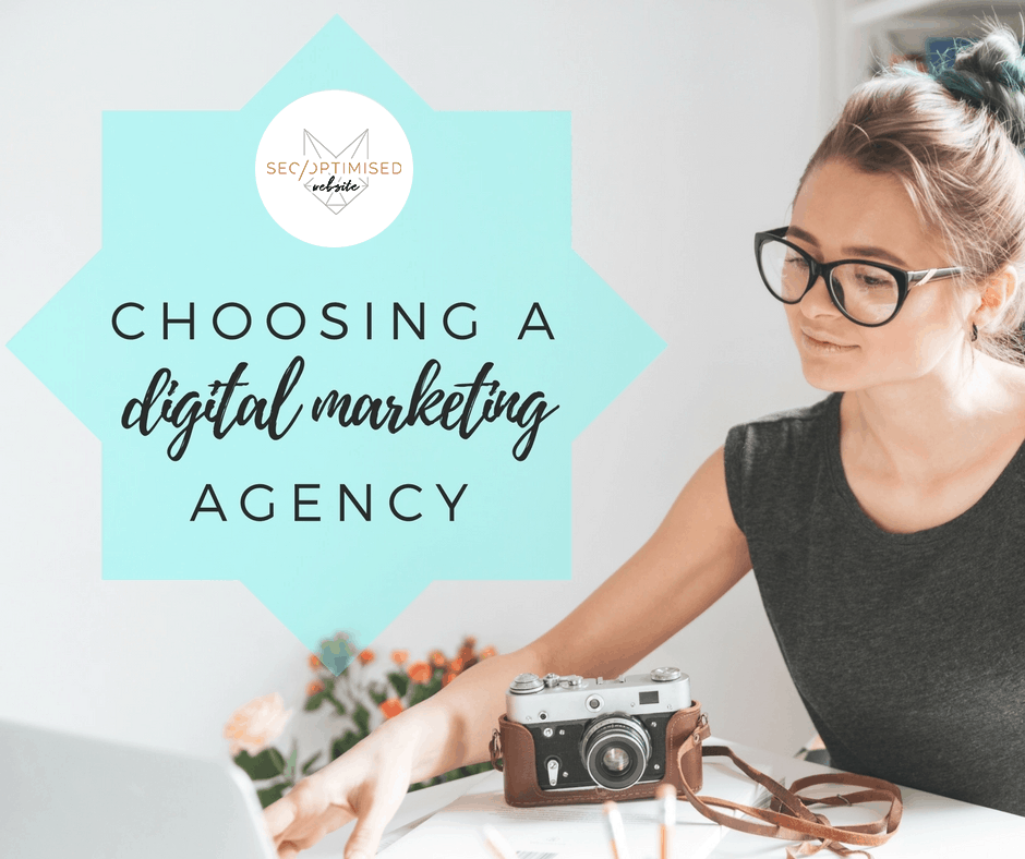choosing a digital marketing agency