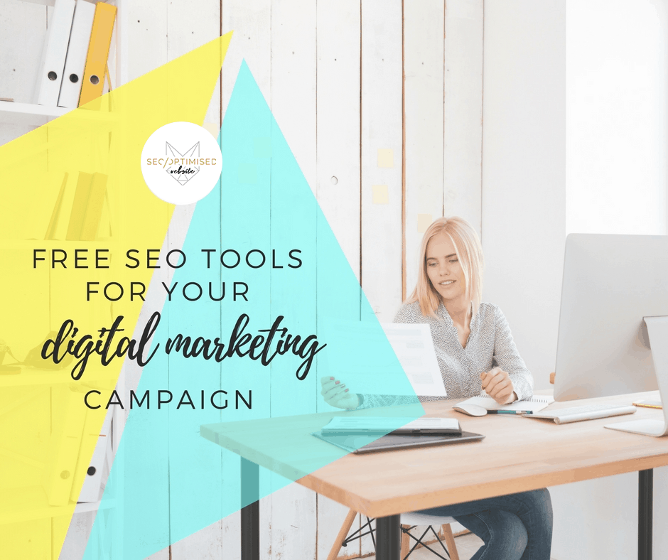 free seo tools for digital marketing campaigns