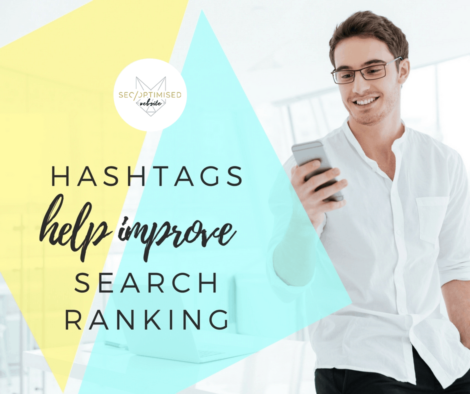 Hashtags Help Improve Search Ranking
