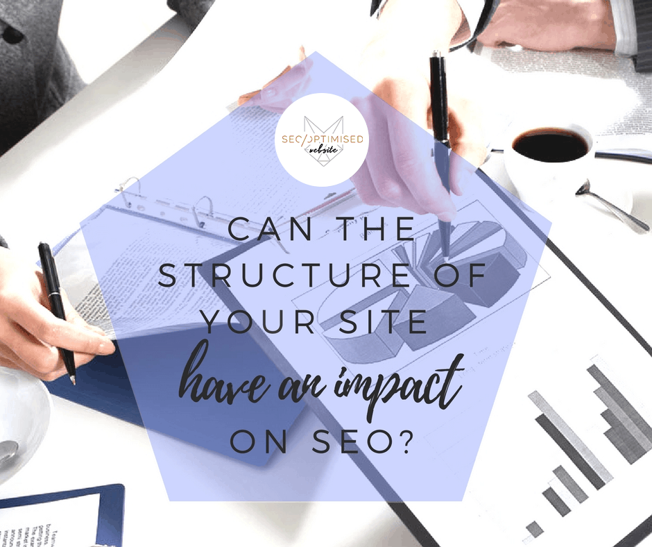 Can the Structure of Your Site have an impact on SEO