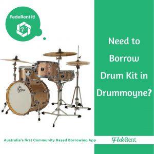 rent drum