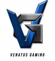 Venatus Gaming - Logo 3d 1