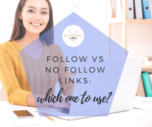 Follow vs No Follow Links- Which One to Use- BLOG