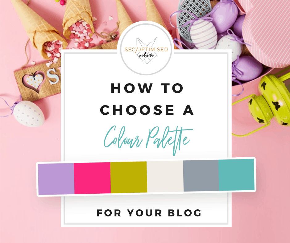 Picking the Best Colour Palette for your Blog