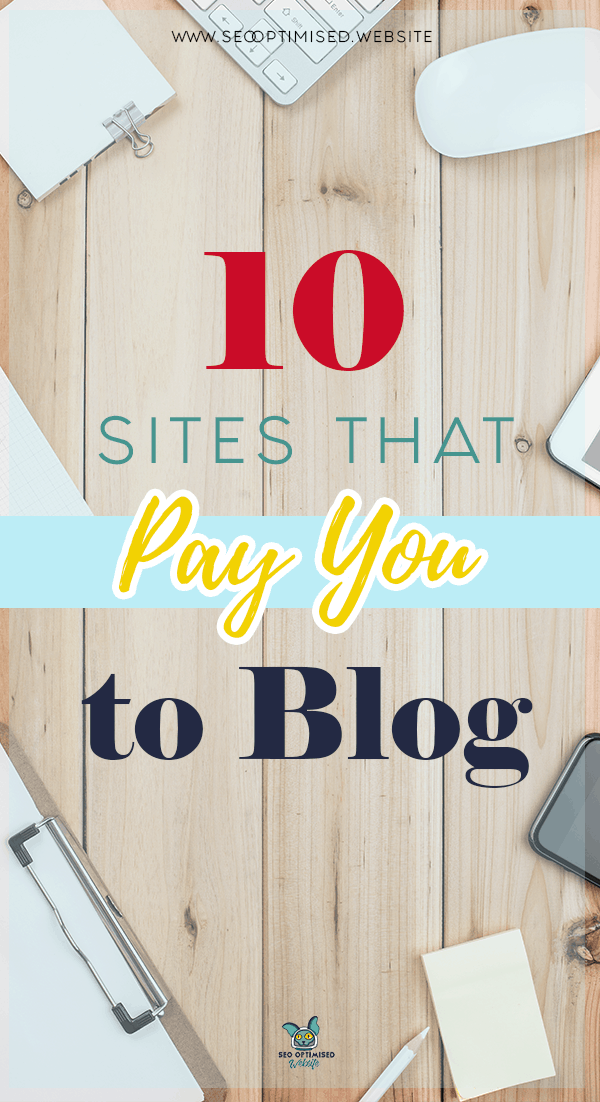 earn while blogging