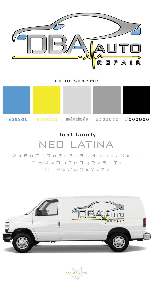 Auto Repair Logo