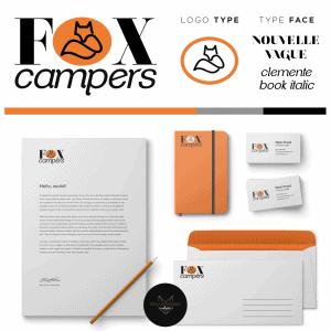 Camper Trailer Manufacturer Logo