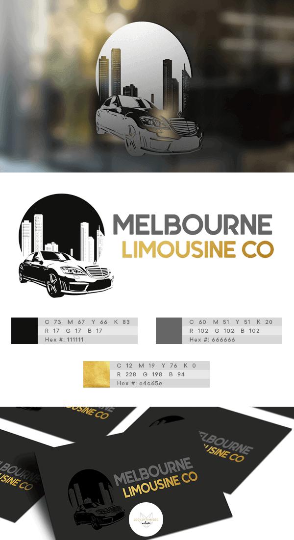 Limousine Transport Logo