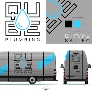 Plumbing Company Logo mock up