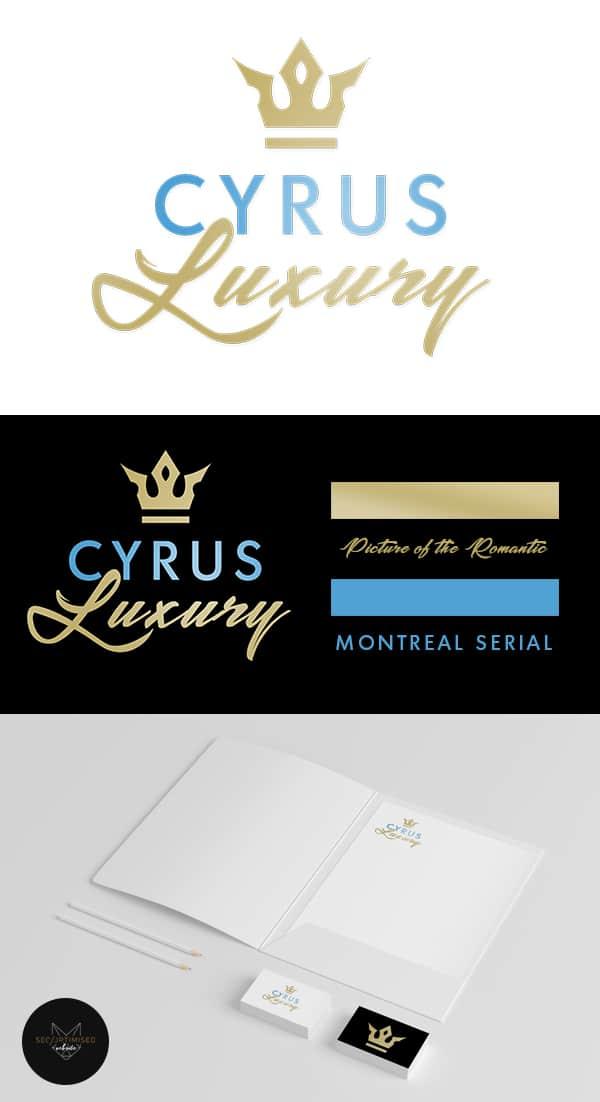 Luxe Logo Design