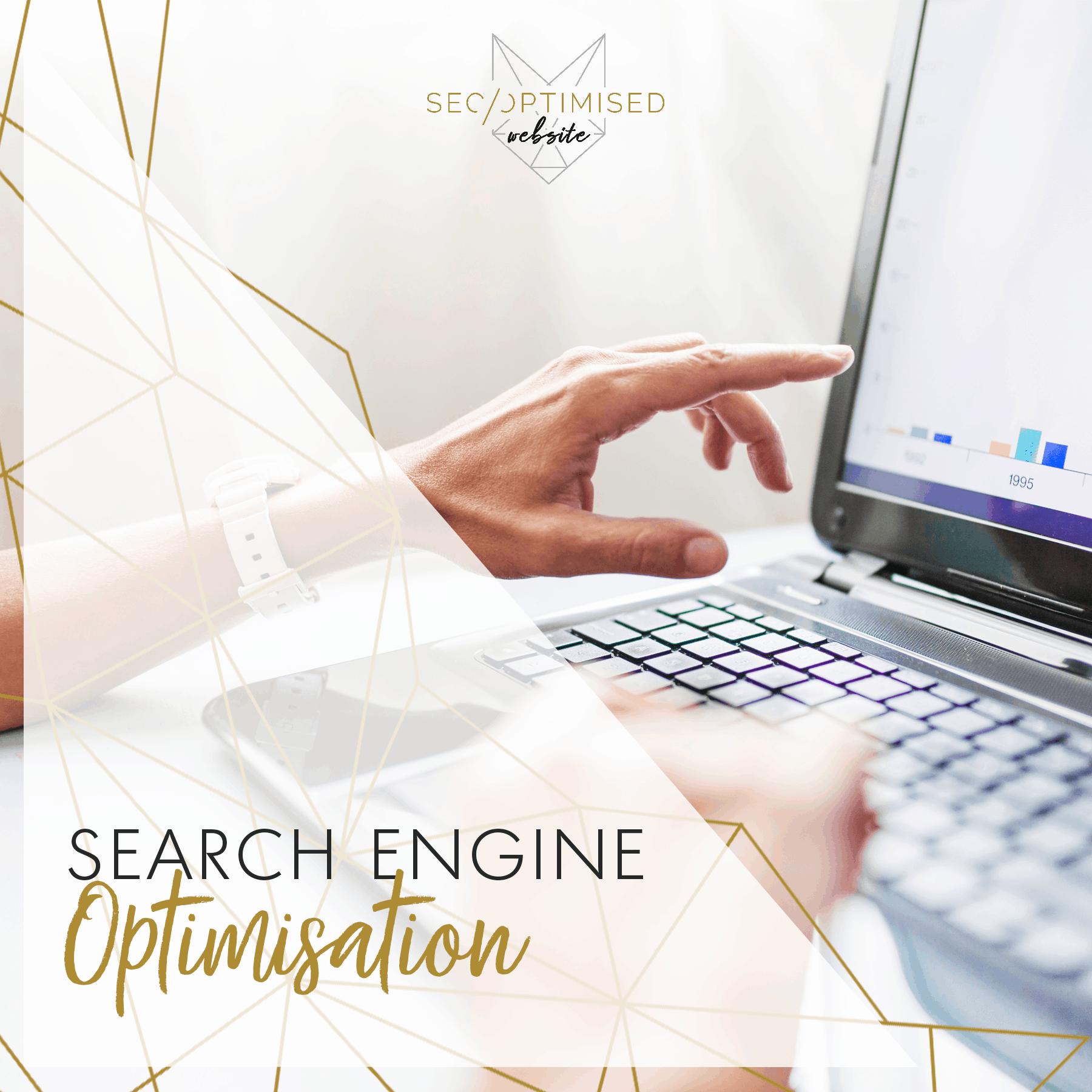 SEO Optimised Website - Search Engine Optimisation
